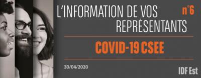 Edito N°6 - COVID 19