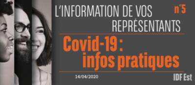 Edito N°5 - Covid -19