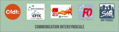 Intersyndicale - Projet des horaires