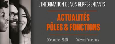 Actualités Pôles & Fonctions