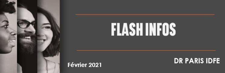 Flash Infos DR Paris IDFE